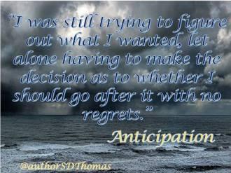 Anticipation 8